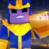 Tải Game Thanos Skin For MCPE
