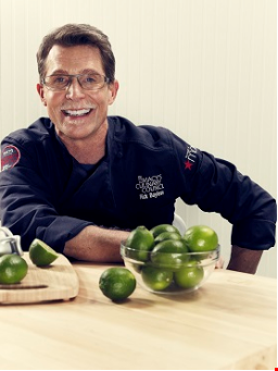 Chef Rick Bayless will be at Macy's Oxmoor Center in Louisville, KY on May 3, 2017 for a Culinary Council Event