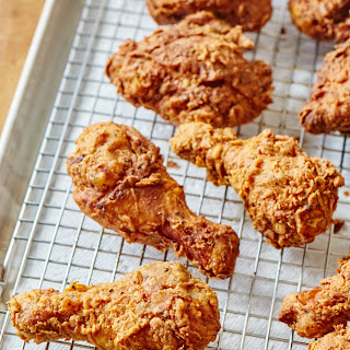 How To Make Crispy, Juicy Fried Chicken (That's Better than KFC).