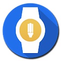 Color Flashlight Android Wear icon