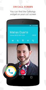 CallsApp screenshot