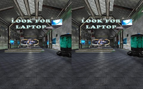 VR Sci-fi Search Operation 4D screenshot 14