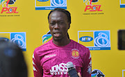 Newly signed Reneilwe Letsholonyane was an unused substitute in the last match and could start in the MTN8 final against his former club SuperSport United.