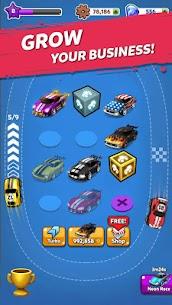Merge Battle Car: Best Idle Clicker Tycoon game 3