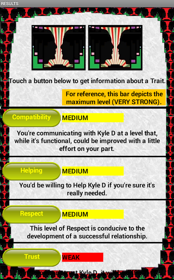 Me And You - A Profile for Two- screenshot
