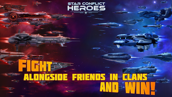 Star Conflict Heroes- screenshot thumbnail