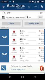 SeatGuru: Maps+Flights+Tracker Screenshot 7
