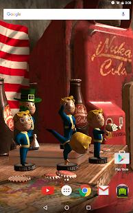 Fallout® 4 Live Wallpaper Screenshot