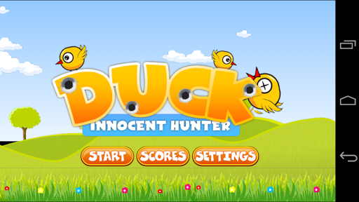 Innocent Duck Hunter Game