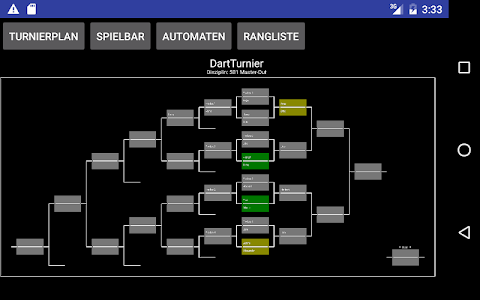 Dart Rangliste screenshot 9