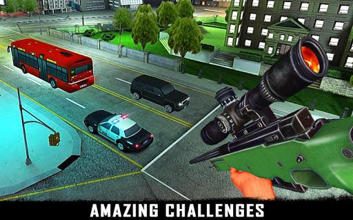Nouvelle arme à feu Sniper Master Mafia Crossfire  screenshots 2