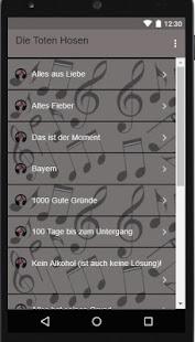 Die Toten Hosen Alles Aus Liebe Apps On Google Play