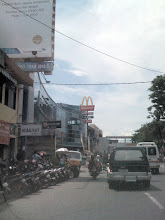 Photo: The golden arches have appeared in Balikpapan