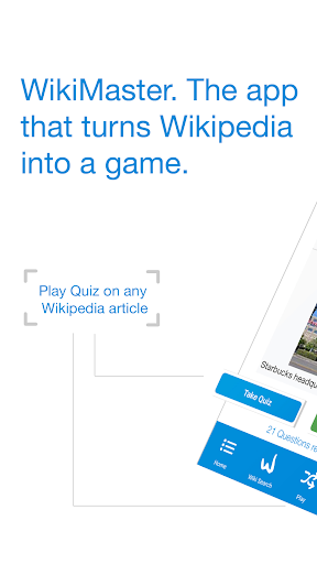 WikiMaster- Quiz to Wikipedia ss1