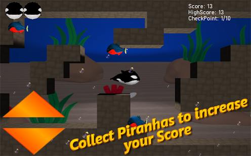 Piranha-Eater 1