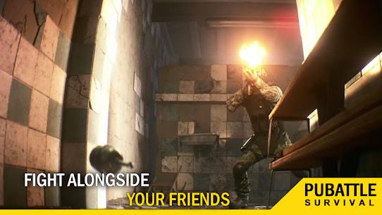 Battle Fire Squad: Free Survival Battlegrounds 2