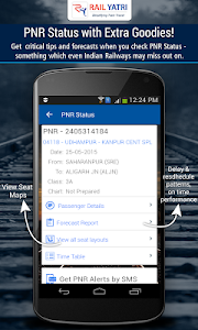 PNR Status & IRCTC Rail Info v2.2