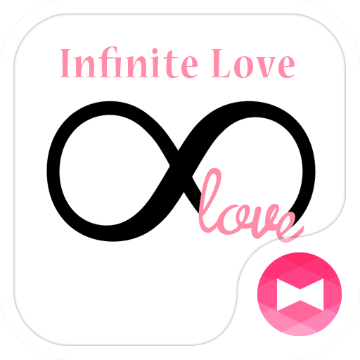 Simple Wallpaper INFINITE LOVE Theme Icon