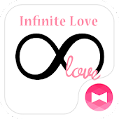 Simple Wallpaper INFINITE LOVE Theme