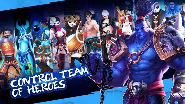 Taichi Panda: Heroes- screenshot