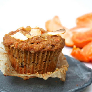 The Best Morning Glory Muffins (GF).