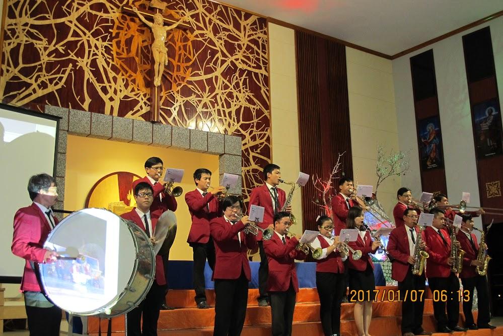 Đêm đại hội nhạc đoàn và ca đoàn thiếu nhi giáo phận Qui Nhơn - Ảnh minh hoạ 8