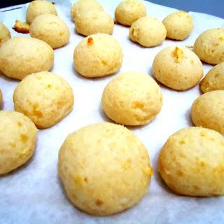 Sticky Brazilian Cheese Bread