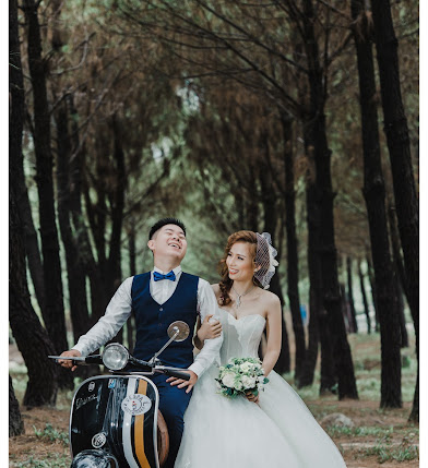 Nhiếp ảnh gia ảnh cưới Ghe Tran (ghetran1503). Ảnh của 23.06.2018