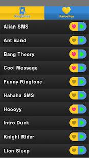 звуки для смс скачать для андроид