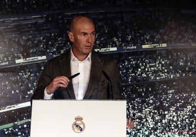 Zinedine Zidane devrait disposer d'une fortune pour le prochain mercato estival du Real Madrid