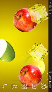 Apple juice live wallpapers screenshot