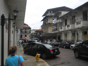 Photo: old town Panama