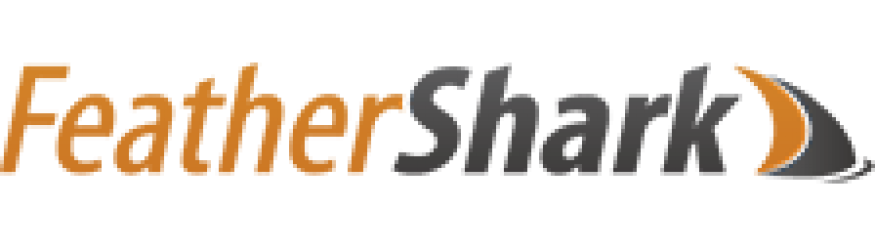 feathershark logo