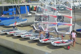 Photo: montaje de barcos