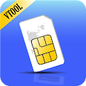 SIM Card Detail - VSIM icon