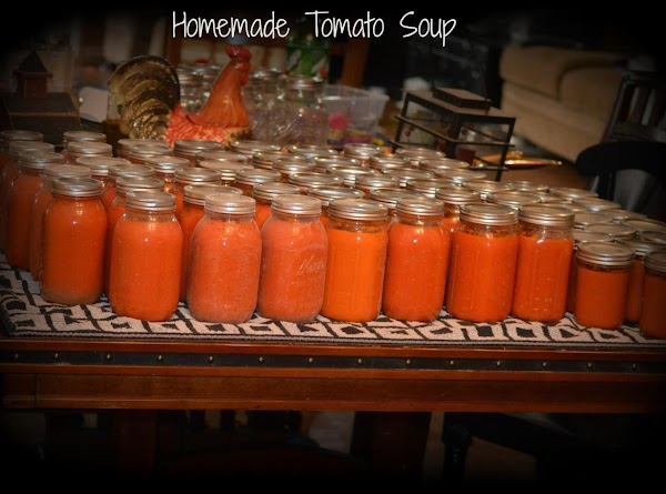 Canned Tomato Soup Recipe