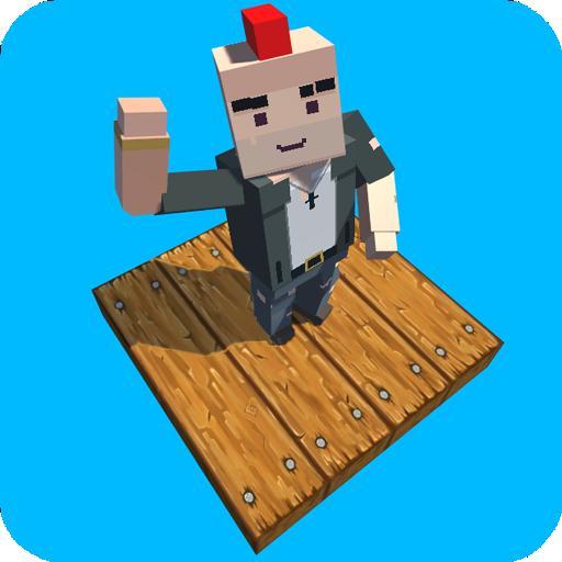 像素3D路 Pixel Road 3D 動作 App LOGO-APP試玩