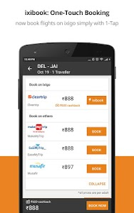 ixigo - Flight Booking App screenshot 5