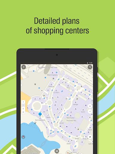 2GIS: directory & navigator screenshot 17