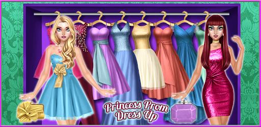 Princess Prom Dress Up - Apps on Google Play