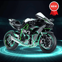 Motorcycle Wallpaper icon