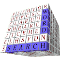Word Search Cubes icon
