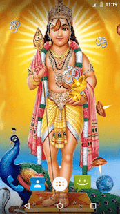Magic Wave - Lord Murugan Blessing LWP - náhled