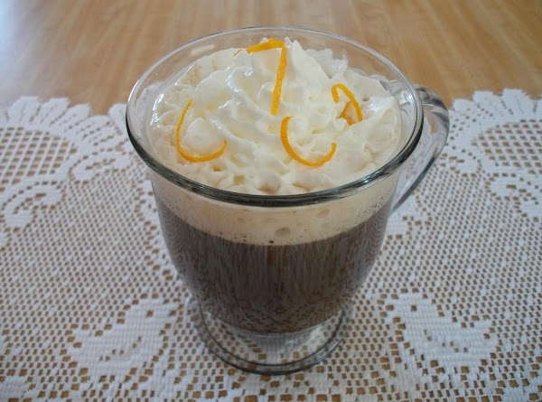 Coffee L'orange Recipe