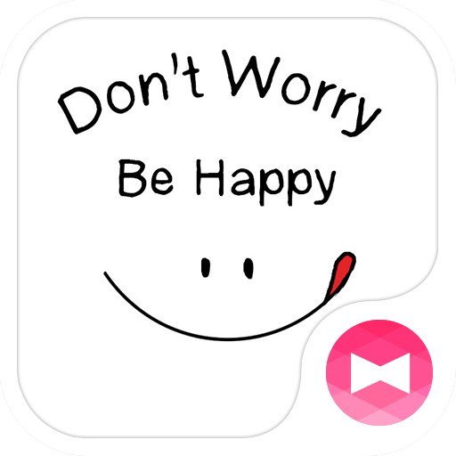 Don't Worry Be Happy Theme Icon