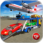 Flugzeug Pilot Cars & Bikes Transporter 2018 icon