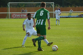 Photo: 03/09/11 v Haringey and Waltham Development (FA Cup Preliminary Round) 5-5 - contributed by Bob Davies