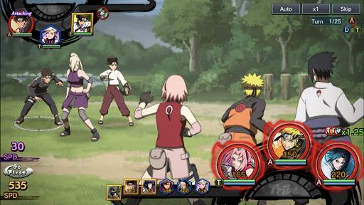 Naruto x Boruto Ninja Tribes [Mod] Apk - Bộ tộc ninja