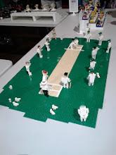 Photo: Cricket!