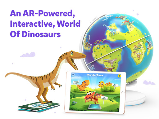 Orboot Dino AR by PlayShifu android2mod screenshots 17